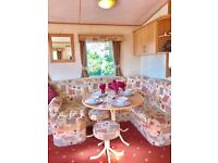 Static caravan for sale on the West coast of Scotland Inverclyde
