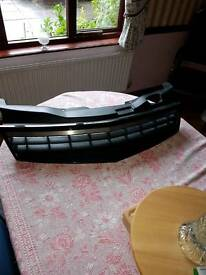 Vauxhall grill