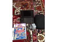 AS NEW DS XL AND TWO GAMES