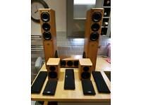 Eltax Hollywood 5.1 surround sound speakerz