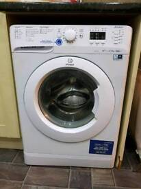 Washing machine with 2 years warranty