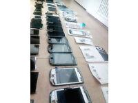 Job lot of phone parts including Blackberry Samsung Vodafone HTC phones
