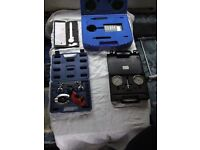 Heating Engineer Retiral Tool Sale - All items sold separately - make an offer