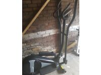 Roger Black fitness gold cross trainer
