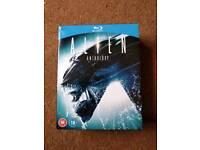 Alien Anthology Blu-ray 4 film box set