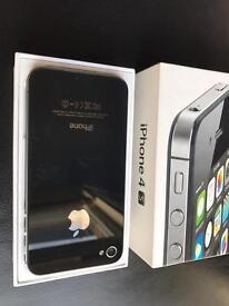 IPhone 4s black 64gb unlocked