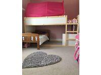 Kids midi IKEA bed