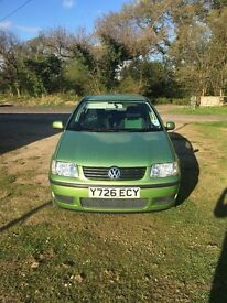 2001 VW Polo 1.0. SOLD