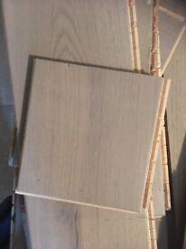25m2 of Paloma Grey Engineered Oak floor boards