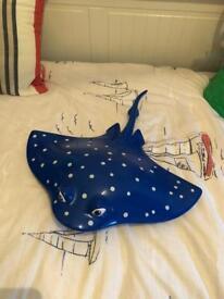Mr Ray swigglefish carrier and 6 swigglefish