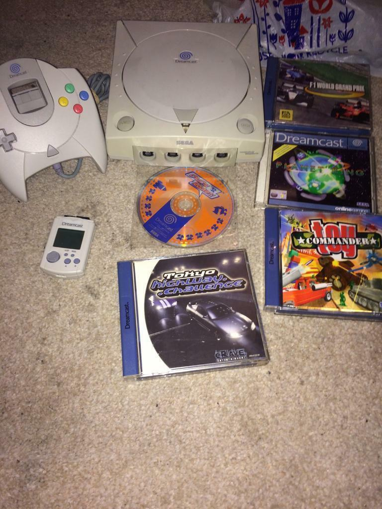 Used Sega Dreamcast Games and Systems for sale with Free Shipping and a 90 day guarantee