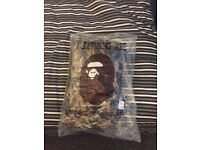 Bape jacket! BRAND NEW! (small)
