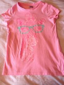 Girls 11-12 Years (tesco F&F) T'Shirt