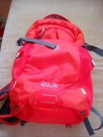Jack wolfskin ladies backpack