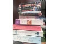 Books / DVDs
