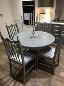 Ercol Chairs And Table