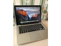 Macbook Pro Core i5 - 500gb