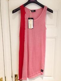 Diesel Summer dress size xxs BNWT