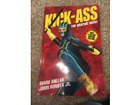 Kick Ass Graphic Novel