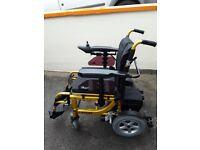 Vivio folding powered wheelchair