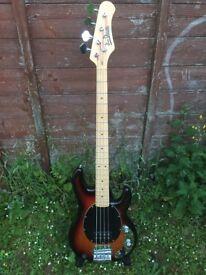 Jim Deacon 'MusicMan' Bass Guitar