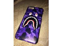 iPhone 7 bape case