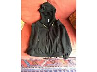 QUECHA BIONASSAY WINDWARM 700 HOODED FLEECE - WOMANS SIZE L