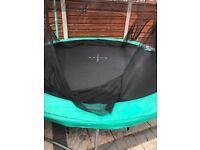 10 ft trampoline needs new net etc