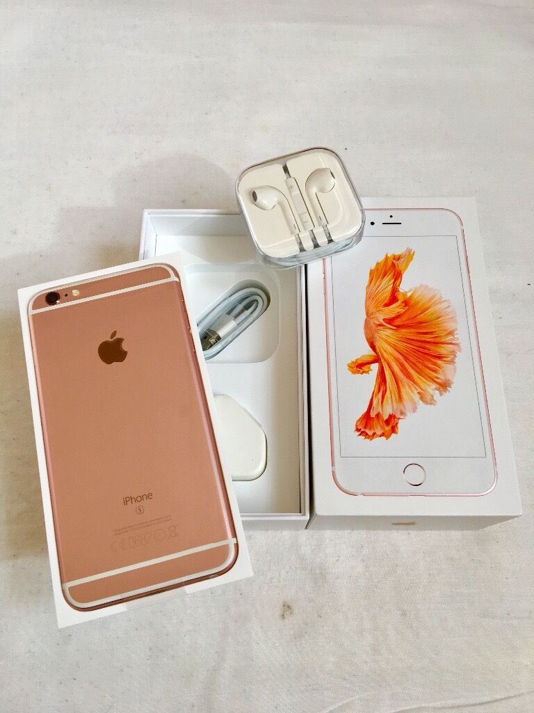 iPhone 6S Plus 64GB Rose Gold factory unlocked sim free with warranty for salein LondonGumtree - iPhone 6S Plus 64GB Rose Gold factory unlocked sim free with warranty for sale Apple iPhone 6S Plus 64GB in Rose Gold colour Its factory unlocked to all networks It has apple warranty with it as well Its in great condition as new Comes in box with...