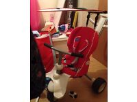 Smart Trike Recliner - as good as new, only used twice!