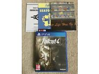 Fallout 4 ps4 game ( PlayStation 4 games )