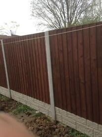Gardening And Fencing specialist services