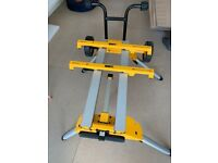 Dewalt DE7400 Foldable Saw table bench