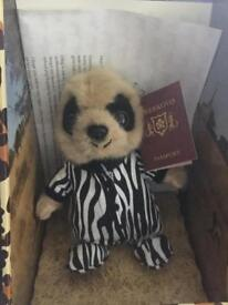 Baby Safari Oleg Meerkat Toy from Compare The Market