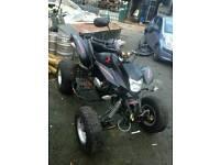 Honda on road efi quad
