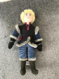 Kristoff plush soft toy