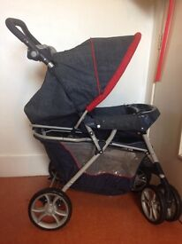 graco pushchair, in excellent condition