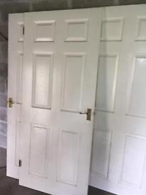 Doors (interior) x3