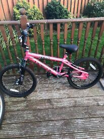 BMX Cutie Pink Bike