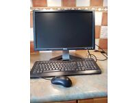 Dell 19 inch monitor.keyboard .mouse.all excellent condition.pick up only Ormesby