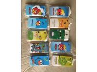 Angry bird I-phone 4, 4s cover hard case protective inspired clearance £5 for 150pc