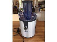 Philips HR1861 Whole Fruit Juicer – Aluminium
