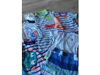 Baby boys 9-12 mths summer bundle