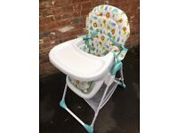 Mothercare Frooti Highchair