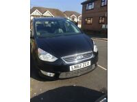 Ford galaxy 2012 Very clean PCO license till November 2017