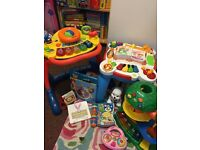 Bundle of Toys Vtech Activity Musical Table, Walker, NW6 /Gunnesbury Station