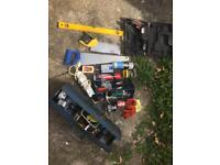 Tool box - includes drill bits, hammers, screws and so much more - Streatham Hill