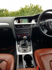 Audi A4 Avant 2.0 TFSI 208BHP Special edition