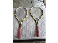 Babolat Aero Pro Lite - Tennis Racquet X 2