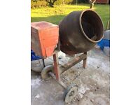 Belle Upright Cement Mixer